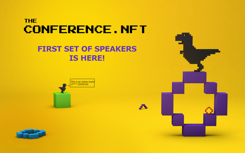The 1st set of speakers & the agenda are here!