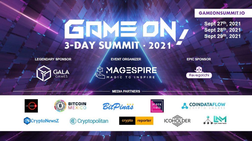 Game On! Summit 2021